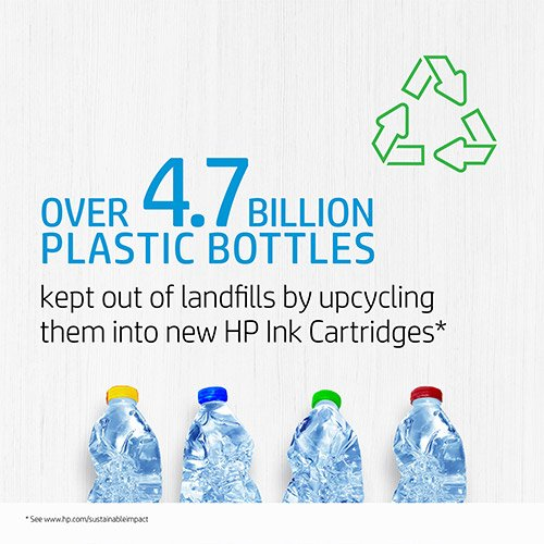 HP 902XL (T6M10AN) High-Yield Yellow Ink Cartridge
