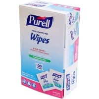 PURELL On-the-go Sanitizing Hand Wipes (902210)