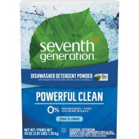 Seventh Generation Dishwasher Detergent (22150)