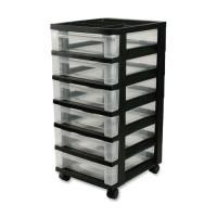 IRIS Mini Storage Cart (116833)