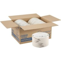 Dixie Ultra Pathways Heavyweight Paper Plates by GP Pro (SXP10PATHCT)