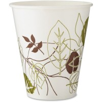 Dixie Pathways Polycoated Paper Cold Cups, 12oz, 2400/Carton (12FPPATH)