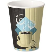 Solo Traveler Insulated Paper Hot Cups (IC12J7534)
