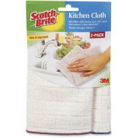 Scotch-Brite -Brite Microfiber Kitchen Cloth (90322CT)