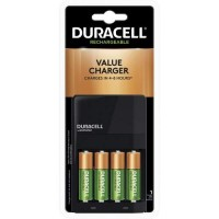 Duracell Ion Speed 1000 Battery Charger (CEF14EA)