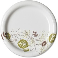 Dixie Ultra Pathways Heavyweight Paper Plates by GP Pro (SXP6PATH)