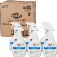 Clorox Healthcare Bleach Germicidal Cleaner Spray (68970CT)