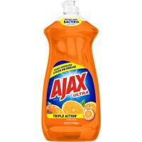 AJAX Triple Action Orange Dish Liquid - 28 fl. oz. Bottle (44678)