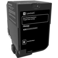 Lexmark Original Toner Cartridge - Black (74C0SKG)