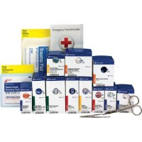 First Aid Only First Aid Only SC Medium General Workplace Refill Kit (90582EA)