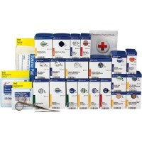 First Aid Only 22-Piece SmartCompliance First Aid Cabinet Refill (90827BX)