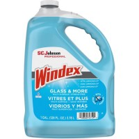 Windex Glass Cleaner with Ammonia-D (696503CT)