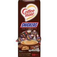 Coffee mate Creamer Snickers Flavor Singles (61425)