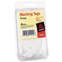 Avery Marking Tags, Strung, 2-3/4