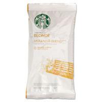 Starbucks Coffee, Veranda Blend, 2.5oz, 18/Box (11020676)