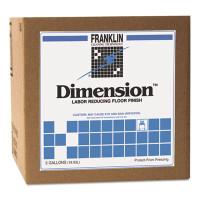Franklin Dimension Labor Reducing Floor Finish, 5gal Cube (F330226)