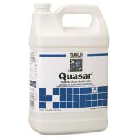 Franklin Quasar High Solids Floor Finish, Liquid, 1 gal. Bottle (F136022)