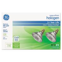 Energy-Efficient PAR38 Halogen Bulb, 80 W, 2/Pack (66282)