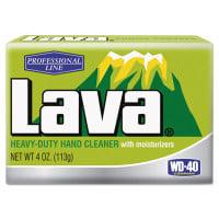 Lava Hand Soap, Bar, Pleasant Fragrance, 4 oz, 48/Carton (10383)
