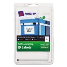 ID/Signage Labels
