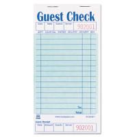 AmerCareRoyal Guest Check Book, 3 1/2 x 6 7/10, 50/Book, 50 Books/Carton (GC36321)