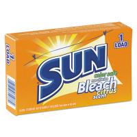 SUN Color Safe Powder Bleach, Vend Pack, 1 load Box, 100/Carton (2979697)