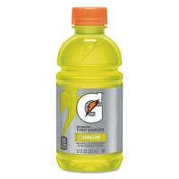 Gatorade G-Series Perform 02 Thirst Quencher, Lemon-Lime, 12 oz Bottle, 24/Carton (12178)