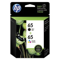 HP 65 (T0A36AN) Black,Tri-Color Ink Cartridge