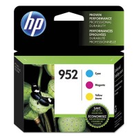HP N9K27AN Cyan; Magenta; Yellow Ink Cartridge