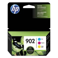 HP T0A38AN Cyan; Magenta; Yellow Ink Cartridge