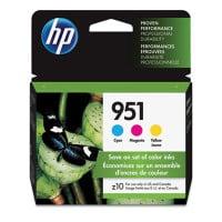 HP 951 (CR314FN) Cyan,Magenta,Yellow Ink Cartridge