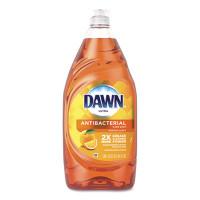 Dawn Ultra Antibacterial Dishwashing Liquid, Orange, 40 oz Bottle (91092EA)