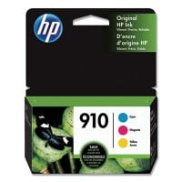 HP 910 (3YN97AN) Cyan,Magenta,Yellow Ink Cartridge