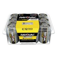 Rayovac Ultra Pro Alkaline C Batteries, 12/Pack (ALC12PPJ)