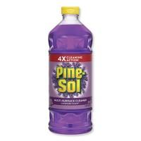 Pine-Sol Multi-Surface Cleaner, Lavender, 48oz Bottle, 8/Carton (40272)