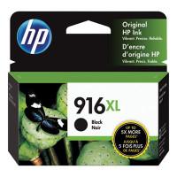 HP 916XL (3YL66AN) High-Yield Black Ink Cartridge
