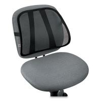 CoreProducts Sitback Rest Mesh Nylon Lumbar Support Cushion, Black (863488)