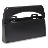 Coastwide Professional Toilet Seat Cover Dispenser, 16.4 x 3.05 x 11.91, Black (2794555)
