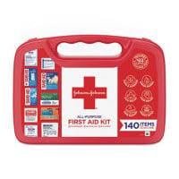 Johnson&Johnson Johnson & Johnson All-purpose First Aid Kit (117210)
