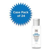 Soapbox 70% Alcohol Scented Hand Sanitizer, 2 oz Flip Top Bottle, Citrus, 24/Carton (77172CT)