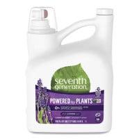 Seventh Generation Natural Liquid Laundry Detergent, Lavender/Blue Eucalyptus, 99 loads,150 oz,4/CT (22794CT)