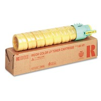 Ricoh 888309 High-Yield Toner, 15000 Page-Yield, Yellow