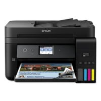 Epson WorkForce ST-4000 Color MFP Inkjet Printer With Wifi (C11CG19202)