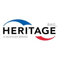Heritage X-Liner Reprocessed Liners, 45 gal, 1.7 mil, 40 x 46, Black, 20/Roll, 5 Rolls/Carton (X8046WKR01)