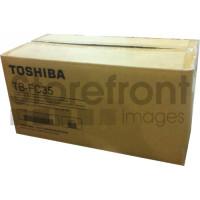 Toshiba TBFC35 Waste Collection