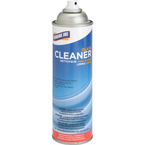 Genuine Joe Glass Cleaner Aerosol (02103)