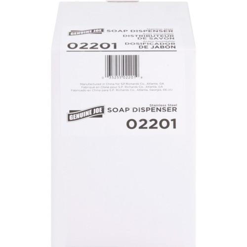 Genuine Joe Liquid/Lotion Soap Dispenser (02201)