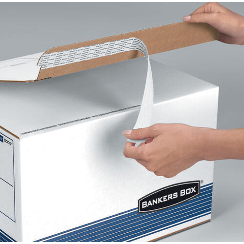 Bankers Box 0007101 Shipping and Storage Boxes