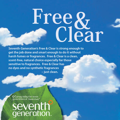 Seventh Generation Laundry Detergent (22769)