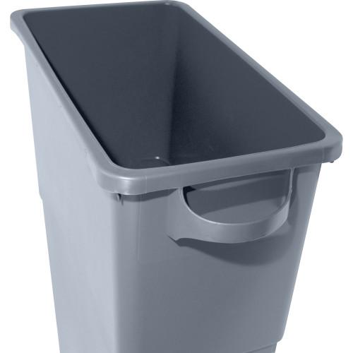 Genuine Joe Space-saving Waste Container (60465)